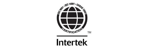Certifikat ISO 14001  och ISO 9001