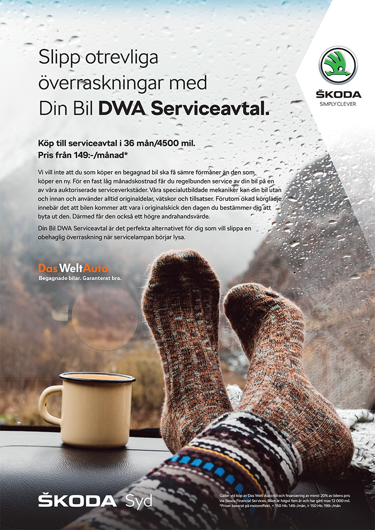 serviceavtal